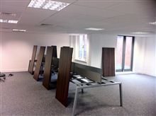 used office furniture henley project