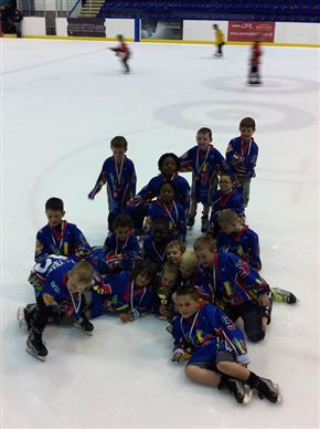 slough jets ice hockey  under 10s