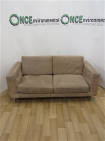 JakeJake 2-Seater Reception Sofa 1800W x 850D Available In Any Colour FabricJake 2-seater reception sofa.