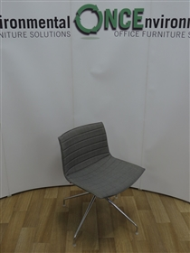 ArperArper Catifa 46 Chair Available In Any Colour FabricsUsed second hand arper catifa 46 chair available in any colour fabric