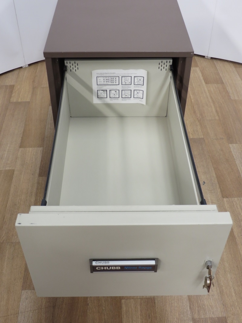 Fireproof File Cabinet 2 Drawer Lateral