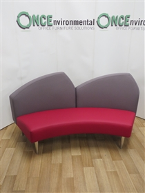 Davison HighleyDavison Highley Sydney Reception/Breakout Sofa 1900W x 680D x 890H Avaialble In Any Colour FabricDavison Highley Sydney reception used second hand sofa available in any colour fabric.