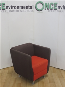 FantasiaFantasia Reception Arm Chair 600W x 770D Available In Any Colour FabricFantasia reception arm chair.