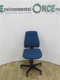 KinnarpsKinnarps 6231 Task Chair Available In Any Colour FabricKinnarps 6231 Used Second Hand Task Chair.