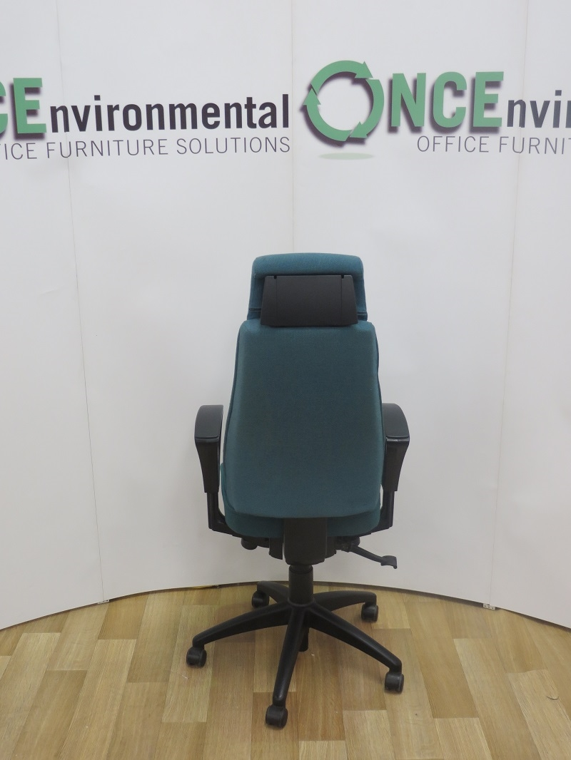 Used Chairs Kinnarps 6000 With Head Rest Available In Any