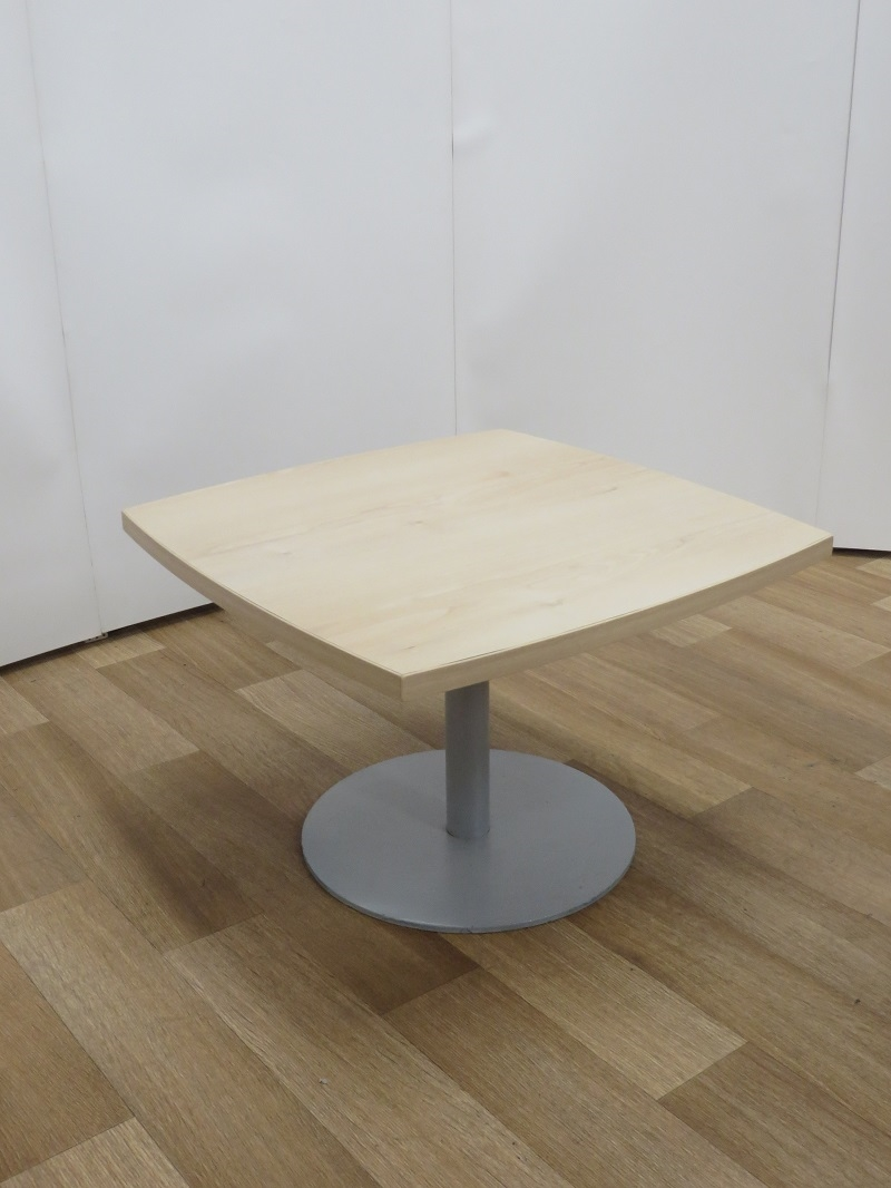 Used tables maple receptioncoffee table 600mm x 600mm x 450h tables maple receptioncoffee table 600mm x 600mm x 450h geotapseo Images