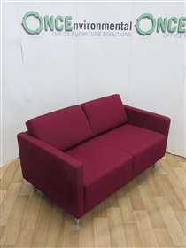 Orangebox Ogmore-02 1450W x 820D Available In Any Colour FabricOrangebox ogmore-02 used second hand reception sofa available in any colour fabric.