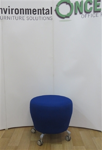 OrangeboxOrangebox Point Available In Any Colour FabricOrangebox point second hand used on castors available in any colour fabric.