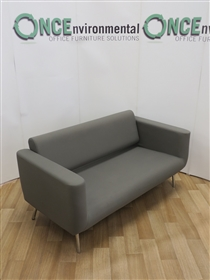 Orangebox Reception Sofa 1500W x 800D Available In Any Colour FabricOrangebox used second hand reception sofa 1500w x 800d available in any colour fabric.