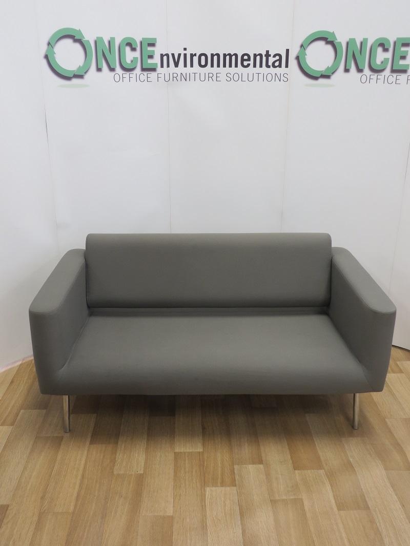 Used Chairs Orangebox Reception Sofa 1500w X 800d