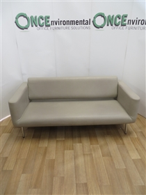 OrangeboxOrangebox Reception Sofa 2100W x 800D Available In Any Colour FabricOrangebox used second hand reception sofa 2100w x 800d available in any colour fabric.