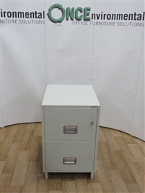 PhoenixNEW Phoenix World Class 2-Drawer Fireproof Filing Cabinet. 3 - 7 Day Delivery Anywhere In The UK MainlandNew phoenix world class 2-drawer fireproof cabinet 805h x 530w x 675d.