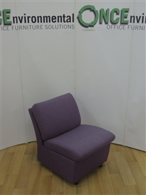 Modular Receptio Unit 730H x 580W x 800D Available In Any Colour FabricModular Reception Unit 730H x 580W x 800D.