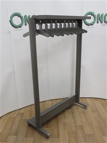 SascoSasco Mobile Coat Rail On Locking Castors 1650H x 1060W x 500DSacso mobile coat stand with ten removable hangers.