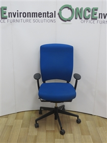 SenatorSenator Enigma S21 Chair Available In Any Colour Fabric 6 IN STOCKSenator Enigma S21 Used Second Hand Chair.