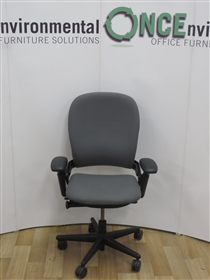 SteelcaseSteelcase Leap V1 Chair Available In Any Colour Fabric 12 IN STOCK