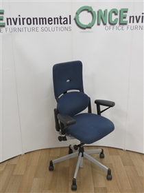 SteelcaseSteelcase Please Chair Available In Any Colour Fabric 4 IN STOCKWith Height Adjustable Arms, Locking Syncro Action And Height Adjustable Back. This Chair Is Available In Any Colour Fabric. New This Chair Would Cost £798.00