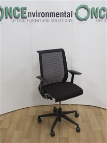 SteelcaseSteelcase Think Task Chair Available In Any Colour Seat. 22 IN STOCK.