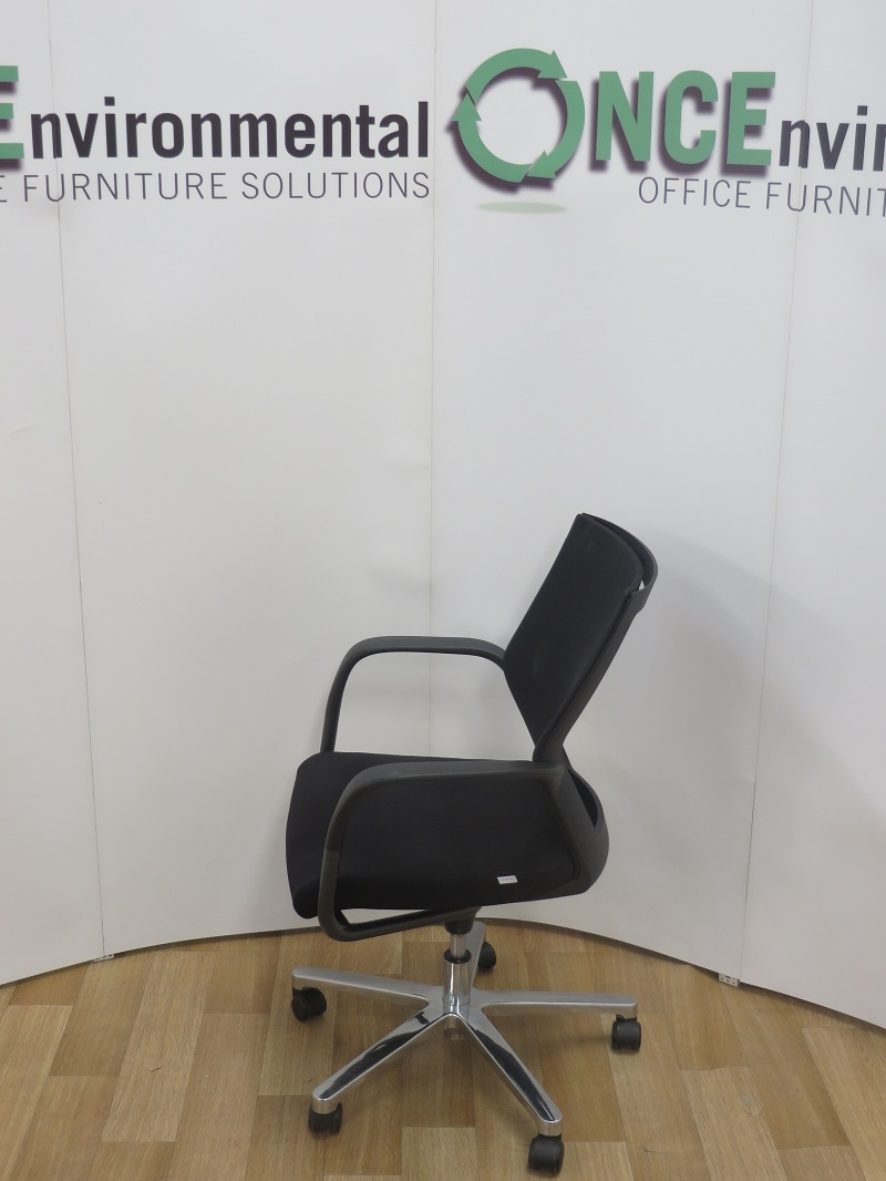 Used Chairs Techo Sidiz T50 Meeting Chair Available In Any