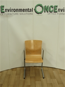 VercoVerco 620 Beech Breakout/Dining ChairVerco 620 Beech Breakout Dining Chair