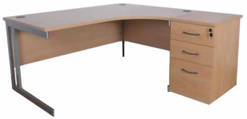 refurbished Desks, Ergonomic Desks, Rectangular Desks, Reception Desks, Wave Desks.